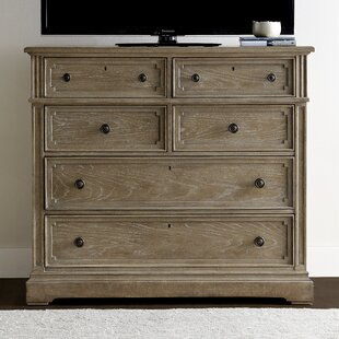 Wethersfield Estate 6 Drawer Media Chest By Stanley Furniture
