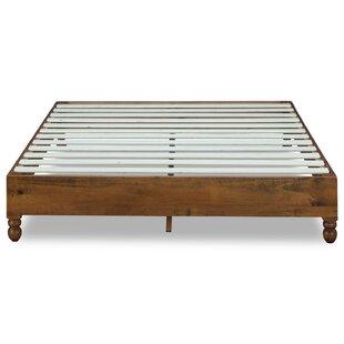 Gallagher 12 Platform Bed by Alwyn Home