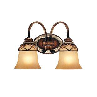 Mcmillian 2-Light Vanity Light By Astoria Grand