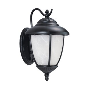 Atisha 100W 1-Light Outdoor Wall Lantern