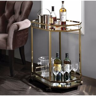 Gassett Serving Bar Cart b..