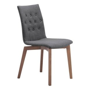 Blasko Solid Wood Dining Chair (Set of 2) by Corrigan Studio