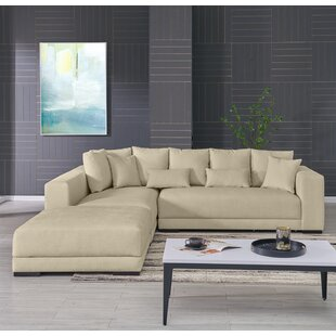 Douglas Reversible Sectional with Ottoman