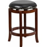 Jenkin Bar & Counter Swivel Stool by Charlton Home®