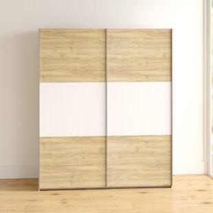 Loriga 2 Door Sliding Wardrobe By Rauch