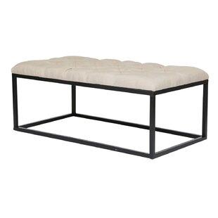 PTM Images Upholstered Bench