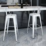 Barraza 30 Bar Stool (Set of 2) by Williston Forge