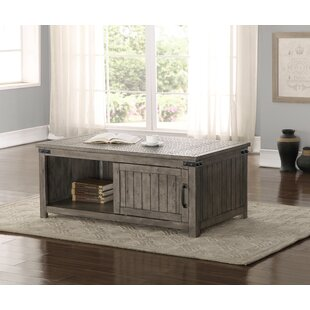 Reviews Plains Coffee Table by Three Posts Reviews (2019) & Buyer's Guide