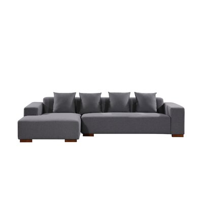 Checketts Sectional by Brayden Studio