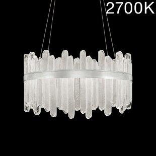 Fine Art Lamps Lior 40-Light Drum Chandel..