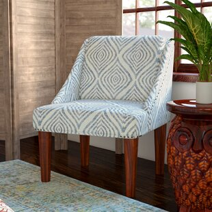 Bungalow Rose Gilmore Slipper Chair