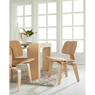 Burdon Dining Chair (Set of 2) George Oliver