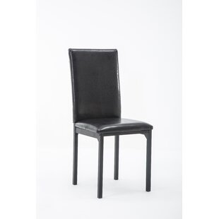 Andreana Upholstered Dining Chair Set of 4 by Red Barrel Studio
