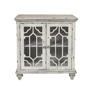 Greenbank 2 Door Accent Cabinet by August Grove