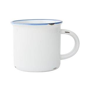 Tinware Coffee Mug (Set Of 4)