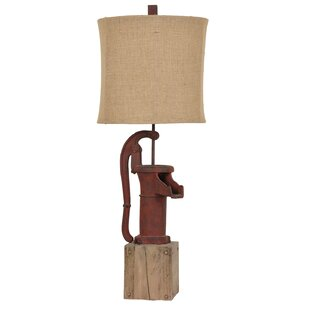 Best Price Leman 34 Table Lamp By August Grove