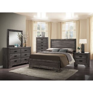 Raven Panel Configurable Bedroom Set by Union Rustic