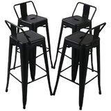 Alberta Counter & Bar Stool (Set of 4) by Williston Forge