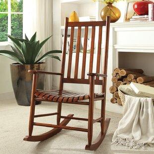 A&J Homes Studio Laik Rocking Chair