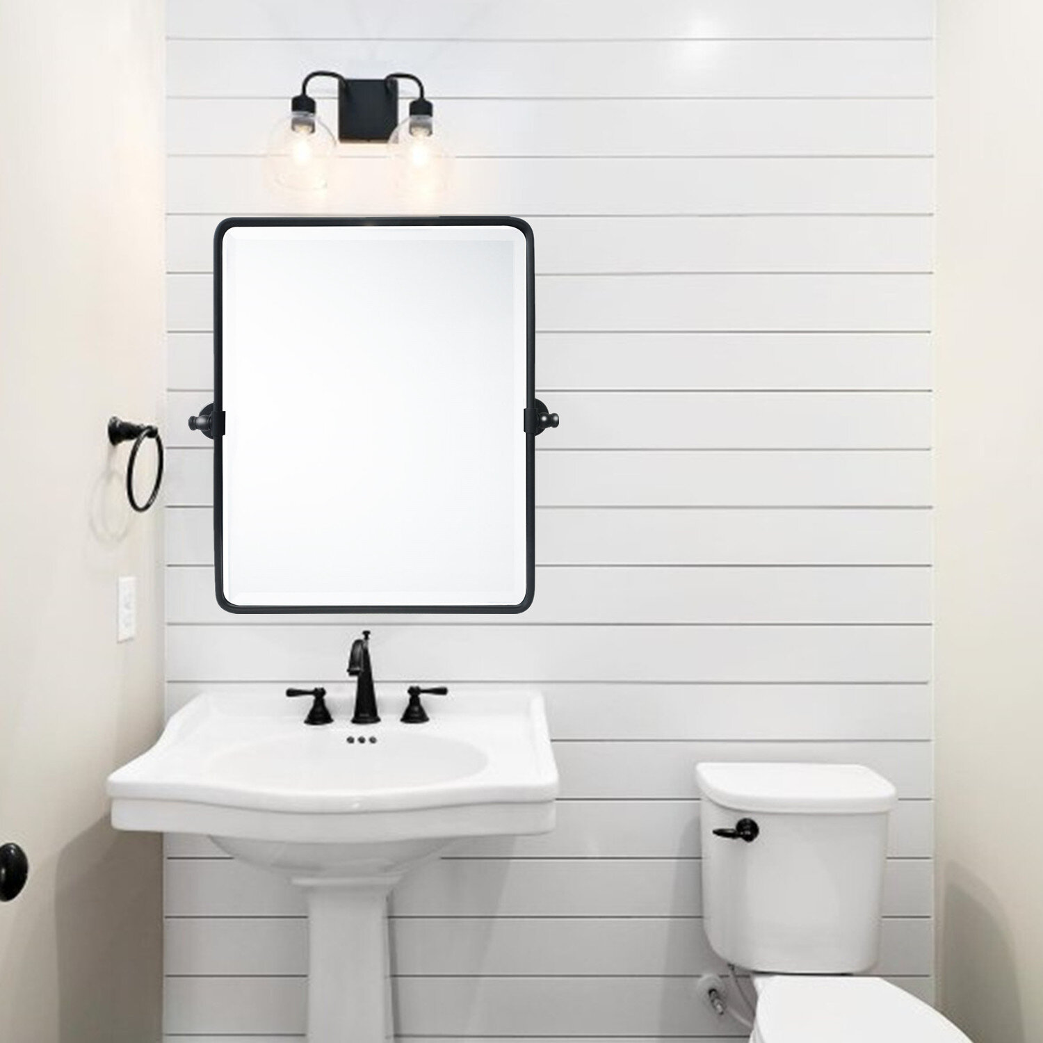 Bathroom Vanity Tilt Mirrors You Ll Love In 2021 Wayfair