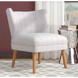 Langley Street Raleigh Slipper Chair