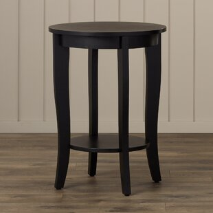 Lucile End Table Winston Porter