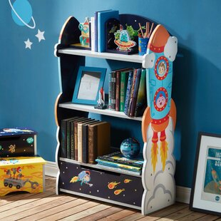 Deals Outer Space 40.13 Bookshelf By Fantasy Fields