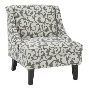 Alcott Hill Eleanora Slipper Chair