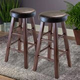Glasco Bar & Counter Stool (Set of 2) by Red Barrel Studio®