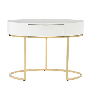 Grace Oval Writing Desk