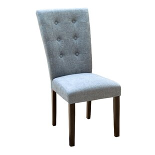 Jeremias Upholstered Dining Chair (Set of..