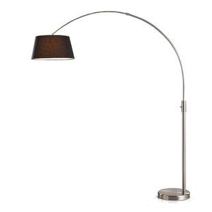 Price comparison Westlake 82 LED Arched Floor Lamp By Brayden Studio