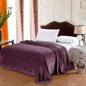 Premium Stripe Woven Fabric Blanket