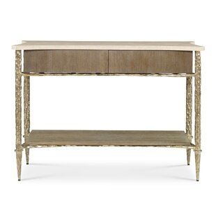 Chiseled Console Table by Ambella Home Collection