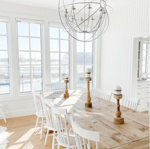 1000 Farmhouse Dining Room Design Ideas Wayfair