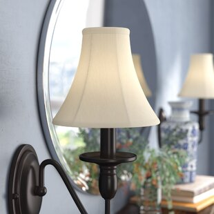 Find 7 Silk Bell Lamp Shade By Charlton Home