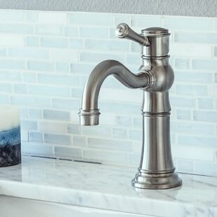 Reviews Florence Bathroom Faucet with Drain Assembly ByMiseno