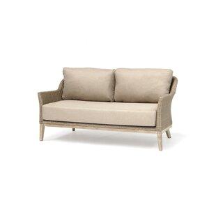 Cora Garden Sofa With Cushions Image