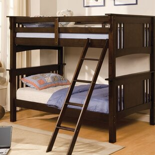 Where buy  Hexham Bunk Bed by Harriet Bee Reviews (2019) & Buyer's Guide
