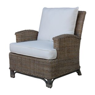 Bargain Exuma Armchair by Panama Jack Sunroom Reviews (2019) & Buyer's Guide