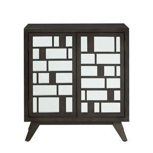 Mahan 2 Door Accent Cabinet by Wrought Studio