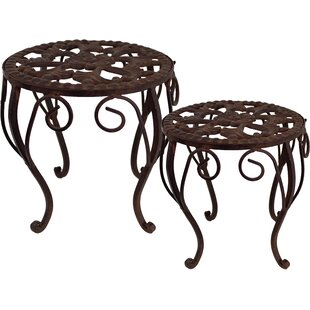 Martha Plant Stand by Import Collection