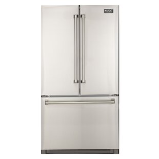 26.1 cu. ft. Energy Star® French Door Refrigerator with Interior Ice Maker