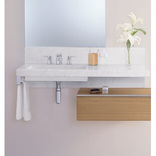 Savings Free Stone 32 Wall Mount Bathroom Sink By Ronbow