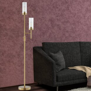 Latitude Run Jamin 66 Led Torchiere Floor Lamp Lightsonline