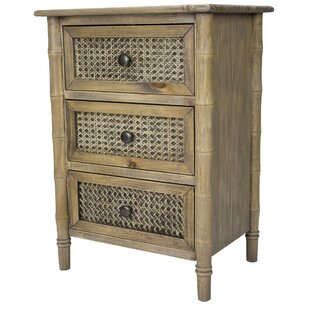Wallace 3 Drawer Accent Ch..