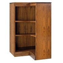 200 Signature Series Corner Unit Bookcase Hale Bookcases