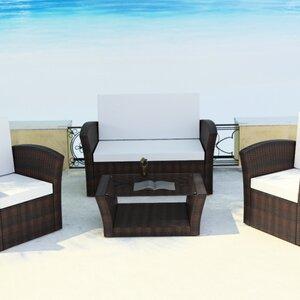 4-Sitzer Sofa-Set von dCor design