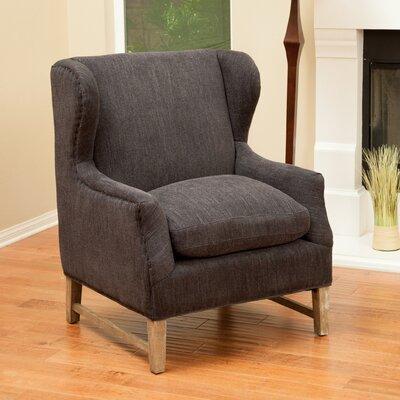 sullivan tall wing back chair joss main