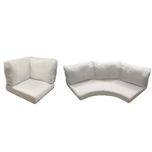Barbados Outdoor Replacement Cushion Set by TK Classics